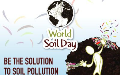 World Soil Day is December 5