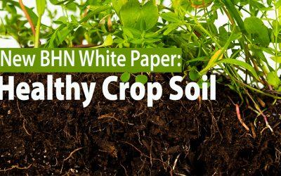 8 Simple Steps to Healthy Crop Soil