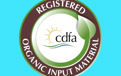 California Approves First 8 Fertilgold Products for CDFA-OIM Status