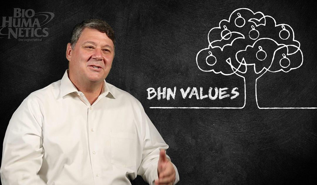 Video: BHN Company Values