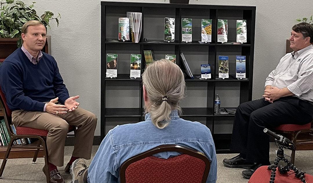 Interview with The Fertilizer Institute's CEO, Corey Rosenbusch